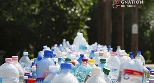 We're Now At A Million Plastic Bottles Per Minute - 91% Of Which Are Not Recycled